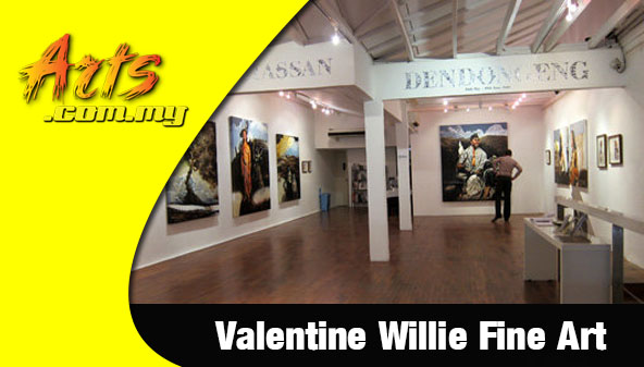 Valentine Willie Fine Art