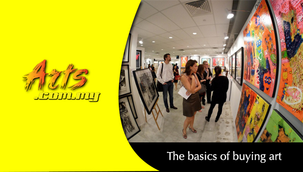 The basics of buying art