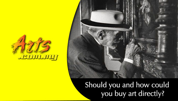 Should you and how could you buy art directly