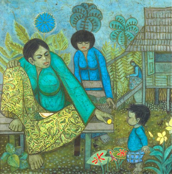 history of malaysian art malaysian arts seni
