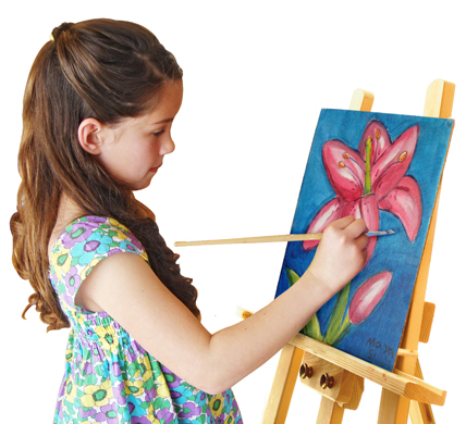 Art for Kids – Starting them Young