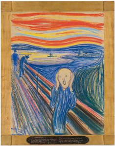 Now you can view 'The Scream' at New York's MoMA