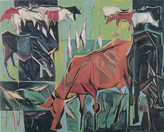 Artist Chen Wen Hsi animal