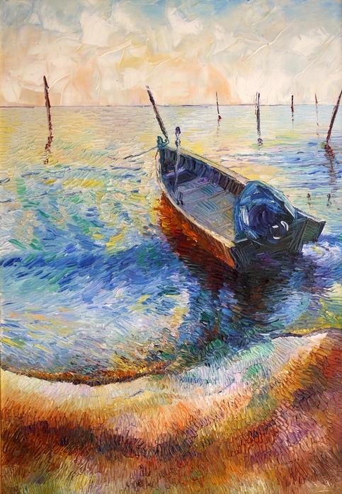 Fishing Boat Lores