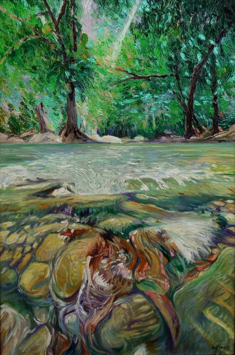 Sungai Congkak Hulu Langat Lores