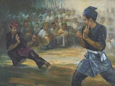 Silat by Dato Mohammed Hoessein Enas