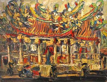 Leong San Tong Khoo Kongsi by Peter Liew