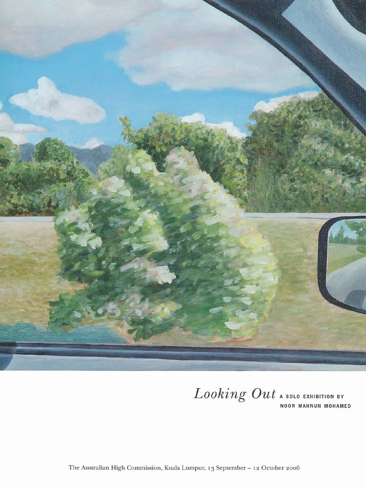 Looking Out: A Solo Exhibition by Noor Mahnun Mohamed
