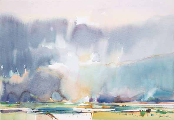 TOUCH OF NATURE A SOLO EXHIBITION