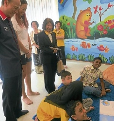 Creative Arts Centre launched for autistic kids