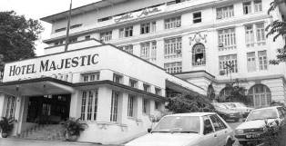 Majestic Hotel, where the National Art Gallery was previously housed to reopen in December