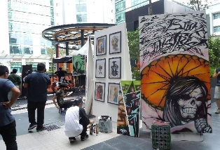 Publika Shopping Gallery turns 1 after a year of art events and shows