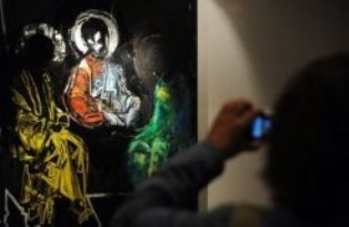 Russian Orthodox church protests art exhibition dedicated to Pussy Riot