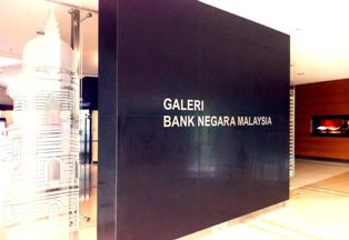 Bank Negara has 2,000 art works in permanent collection