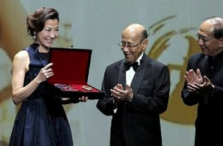Datuk Michelle Yeoh gets Lifetime Arts Achievement award
