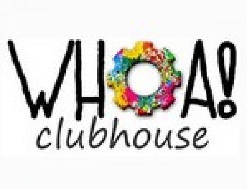 Whoa! Clubhouse