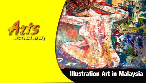 Illustration Art in Malaysia