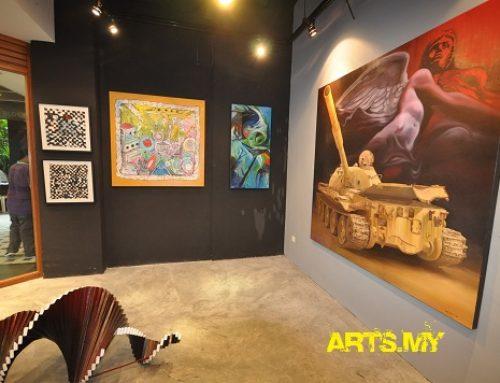Art Row at Publika
