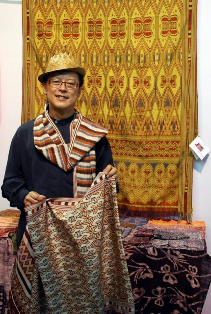 London's World Eco-Fibre and Textile exhibition to feature textile art by Society Atelier Sarawak