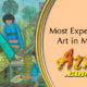 most expensive art in malaysia