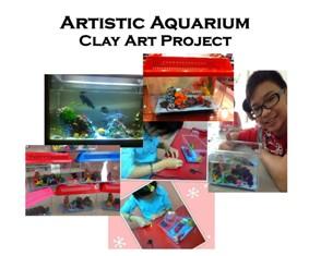 malaysia artistic aquarium