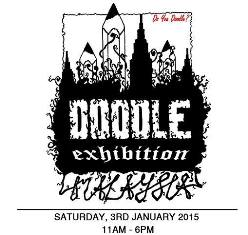 malaysia doodle exhibition