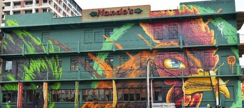 Top Graffiti Art in Klang Valley