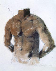 Ahmad-Zakii-Anwar figure nude